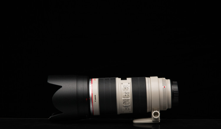 canon 70-200mm f/2.8l is ii review