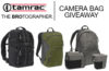 Camera Bag Giveaway